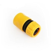 "Free shipping 1/2"" High quality plastic pipe Garden Water hose end Connectors car wash water gun connector wholesale"