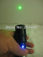 High Power 500MW Green Laser Pointer Adjustable Star Burn Match Laser Pointer Pen +3300mhz battery +battery charger