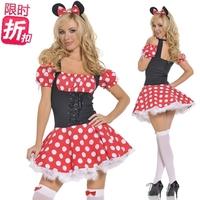 MICKEY halloween demon christmas role-playing uniforms temptation performance wear