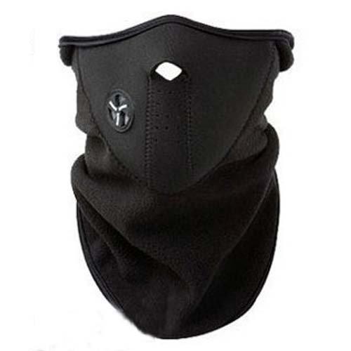 Free Shipping New Black Neoprene Neck Warm Face Mask Veil Guard Sport Bike Motorcycle Ski Snowboard