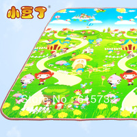 HKpost freeshipping  Baby baby crawling pad eco-friendly insulation baby climb a pad child foam puzzle play mats