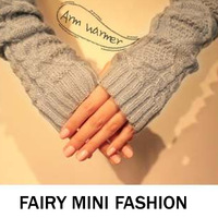 Free Shipping Autumn And Winter Gloves Lady Sweet Fashion Warm Mitten Long Gloves
