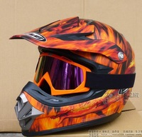 HJC motorcycle cross-country helmet QuanKui send cross-country goggle