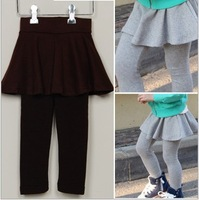 Baby girls pants kids children velvet winter skirt legging trousers pants 1228 B 1214637758