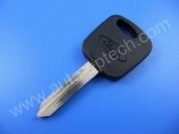 10pcs/lot Brand New uncut blade Ford car transponder key with ID 4D63 transponder chip ID 4D60 transponder chip  4C transponder