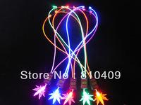 hot sale wholesale  led flashing necklace /led gift/led flashing gift  freeshipping