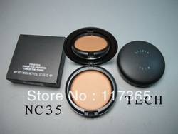 brand name makueup face studio tech foudation Cosmetics wholesale NC power plus foudation(China (Mainland))