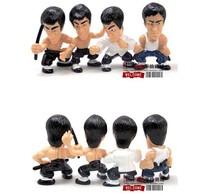 4 PCS,LI,Loose Figures Collection Toy.