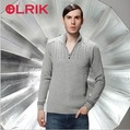 Free shipping men's jersey  cashmere sweater men  fashion sweaters men  dropshipping hot sale 2013MZM019