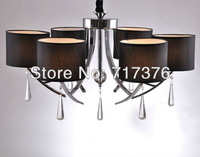 Free shipping dia80cm Milan Court modern crystal chandeliers living room, bedroom restaurant lights QD900