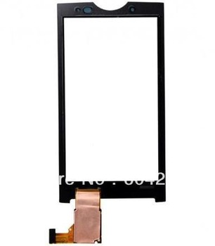 NEW Replacement Black Touch Screen Digitizer for SONY X10 + free Tools