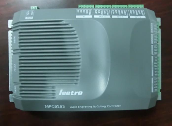 Лазерное оборудование leetro MPC 6535 MPC 6535(MPC6565) economic leetro mpc 6525a 6535 motion controller for co2 laser cutting machine upgrade of 6515