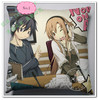 Sword Art Online Peachy Poly Microfabric Pillow 40*40 cm
