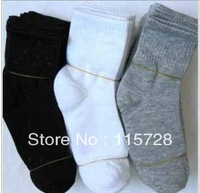 /S05/Wholesale Cotton Blends/ Sport Socks men / Good Quality Socks men OK For US size 7-12. Free Shipping