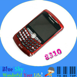 Swiss Post Free Shipping Good quality low price original cell phones Blackberry 8310 curve quad band(China (Mainland))