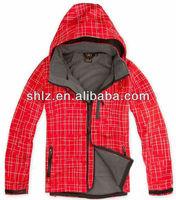 Mens Softshell Jackets Brand JackW Waterproof Windstopper Hiking Wear free shipping J05