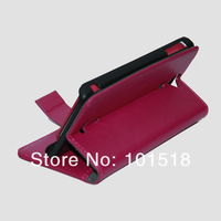 High Quality New Embossed Wallet leather case for Sony Xperia V LT25i , with stand ,with credit,+FILM