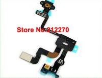 Original New Proximity Light Sensor Power Flex Ribbon Cable For iphone 4S Replacement Parts