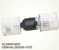 Kijiang Fan Motor  AC Cooling Fan Motor Kijiang M03 OEM NO 282500-1070