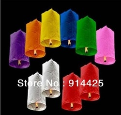 Free Shipping 10piece/lot Christmas,Thanksgiving,Festival,Gifts,Wishing Lamp,UFO,Lanterns,Sky light, Paper Lantern,SL035(China (Mainland))