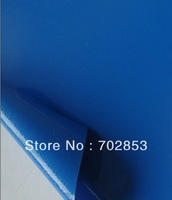 HOT! Wholesale  1.52*30 air free bubbles matt blue car wrap