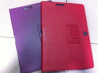 PU Leather Case For Asus Eee Pad TF300, Stand Case tablet For Asus TF300,Free Shipping,8 colors.