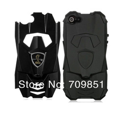 Free Shipping! fashion 3D group sports car case for iphone 4 4S with retail package,MOQ:1pcs(China (Mainland))