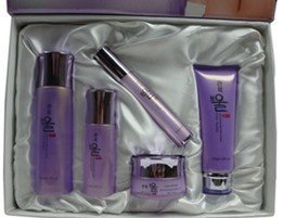 hot product of whitening & pure set with six boxes(China (Mainland))