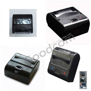 Simple Image & Various Lanugages & QR Code Printer