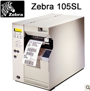 Zebra 105SL Industrial barcode printer (203 dpi) / Professional label maker