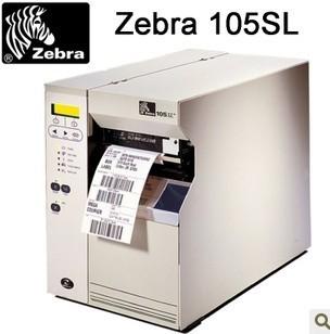Zebra 105SL Industrial barcode printer (203 dpi) / Professional label maker