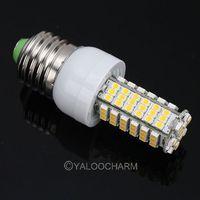Wholesale 2pcs LED bulb 6W E27 Light LED Lamp with 102SMD 3528  550Lumen AC Spotlighting 80198