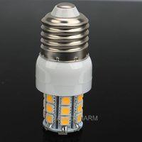 2pcs Wholesale Price E27 27SMD 5050 LED 5.5W Corn Light Bulbs LED Lamp AC Spotlighting 110V 80206