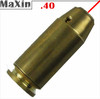 CAL:.40 Brass Cartridge Red Laser Bore Sighter for 40 Cartridge boresighter high quality Free shipping