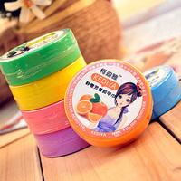 6 pcs/lot Retail 8102 eco-friendly resurrection of towel fruit flavor fruit flavor finger (ZM)