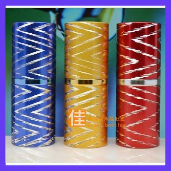 Aliexpress 30ml spray metal perfume bottles empty refillable atomizer container free wholesale 10Pcs/Lot free shipping