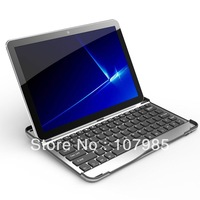 New Bluetooth Aluminum Keyboard and Case for Samsung Galaxy Tab 10.1 P7510 P7500,,Free shiping