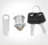 Cam Lock for Door Cabinet Mailbox letterbox Drawer Cupboard 20mm + Keys