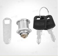 Cam Lock for Door Cabinet Mailbox letterbox Drawer Cupboard 20mm + Keys