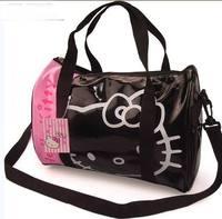 Hello kitty elegant handbag bag travel bag luggage large capacity large capacity
