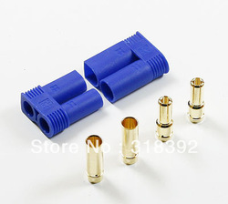 Ec5 male and female 5mm banana plug with plastic Protective sleeve protector with low shipping fee(China (Mainland))