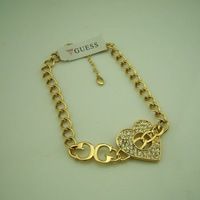 2012 jewelry Fashion chain necklace fashion jewelry Good quality nickel free Free shipping