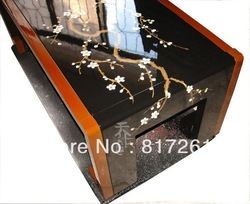 Best selling Chinese wooden coffee table for living room furniture(China (Mainland))