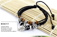 special wholesale Valentine's Day gifts men's fashion bracelet complex Gu Pisheng 1pcs gift beautifully box