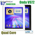 Onda v972   9.7 inch tablet pc  AllWinner A31  Qaud Core IPS 2048x1536  2GB DDR3 RAM