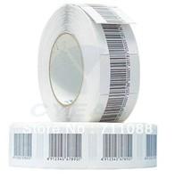 Free shipping 1000pcs CHECKPOINT 8.2 MHz RF SOFT TAGS Soft Label 40mm*40mm EAS Tag