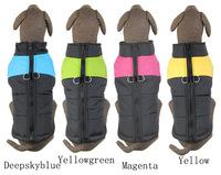 Pet large dog clothes thermal cotton vest