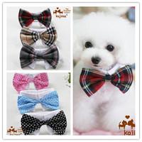 Kojima pet bow tie  pet tie british style dog accessories