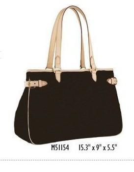 Wholesale Monogram Canvas M51154 BATIGNOLLES HORIZONTAL Women Lady Shoulder Hobo Tote Travel Bags Designer Handbags