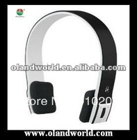 2012 New bluetooth Wireless Headphone/ headset , headset bluetooth